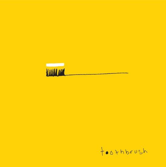 Toothbrush Art Print