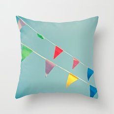A Celebration Throw Pillow