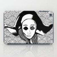 Eva Natas iPad Case