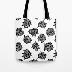 Spike Clusters Tote Bag