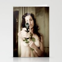 Jilted Lover. Stationery Cards