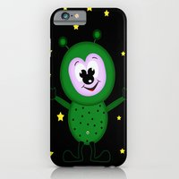iPhone & iPod Case featuring Martians by Digital-Art