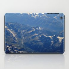 Swiss Alps iPad Case