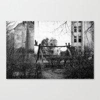 Playground Canvas Print