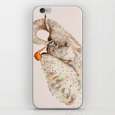Elephant Sailor iPhone & iPod Skin
