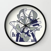 Fab Four Wall Clock