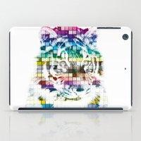 Pantone Tiger Color Char… iPad Case