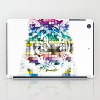 Pantone Tiger Color Char… iPad Case