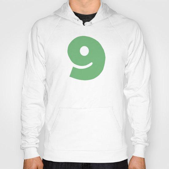 Number 9 Hoody