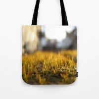 Brooklyn Moss Tote Bag