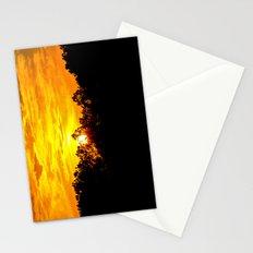 Blazing Sky Stationery Cards