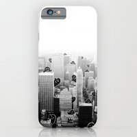 iPhone & iPod Case featuring Ghost City by Lawrence Villanueva