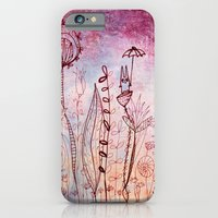 iPhone & iPod Case featuring big adventure by Marianna Tankelevich