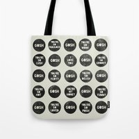 Colorplay_Goshquotes By … Tote Bag