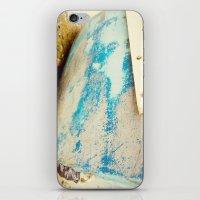 cape cod blue iPhone & iPod Skin