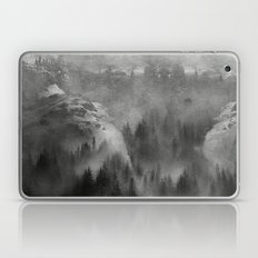 Black and White - Wish You Were Here (Chapter I) Laptop & iPad Skin
