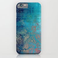 iPhone Cases featuring On the verge of Blue by Adaralbion