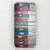 Honesty Is The First Cha… iPhone & iPod Skin