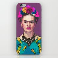 Frida Kahlo-Trendy  iPhone & iPod Skin