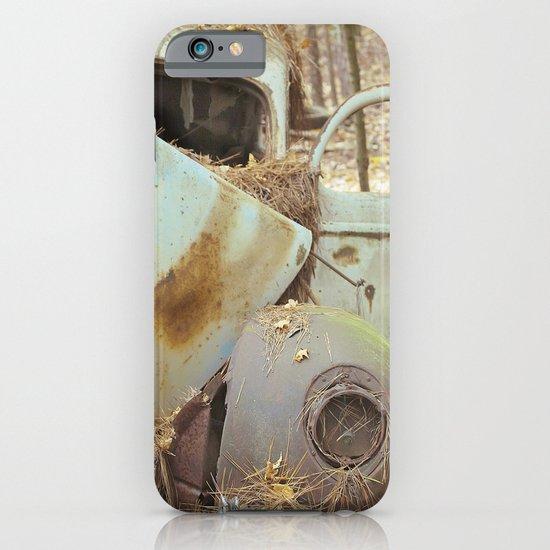 Junqueyard Blues iPhone & iPod Case