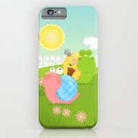 Snails iPhone 6 Slim Case