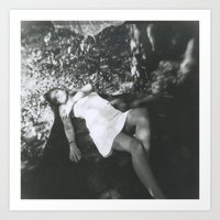 I Can Feel You All Aroun… Art Print