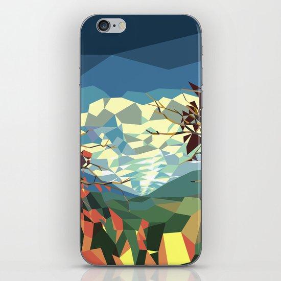 Landshape iPhone & iPod Skin