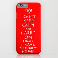 I Broke An Promise To My… iPhone 6 Slim Case
