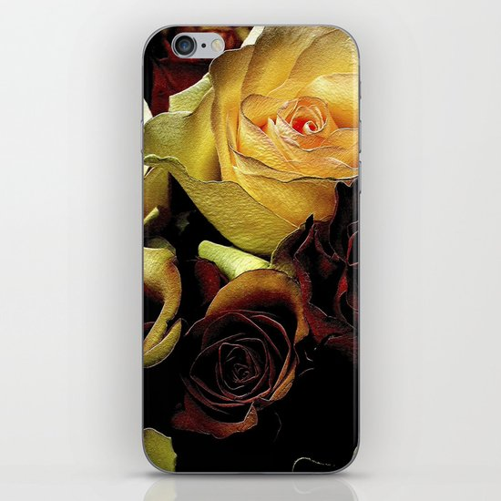LOVE over GOLD iPhone & iPod Skin