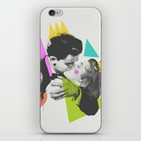 Kiss iPhone & iPod Skin