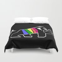 Gaming Or Not Gaming Duvet Cover