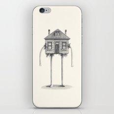 53 Arthur's Circus iPhone & iPod Skin