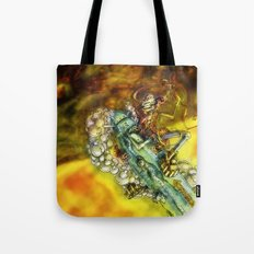Every Missile Explodes Tote Bag