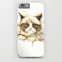 iPhone & iPod Case featuring Nope by beart24