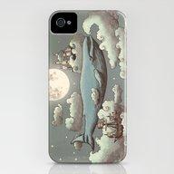 Ocean Meets Sky iPhone (4, 4s) Slim Case