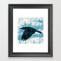 The Rook #VI Framed Art Print