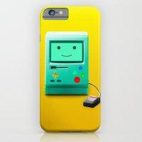 iPhone & iPod Case featuring BMO by Karolis Butenas
