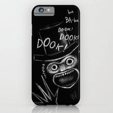 Babadook iPhone 6 Slim Case