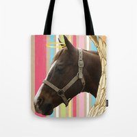 Holy Horse Tote Bag