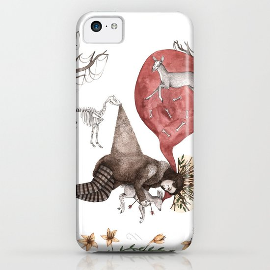 Dead Man iPhone & iPod Case