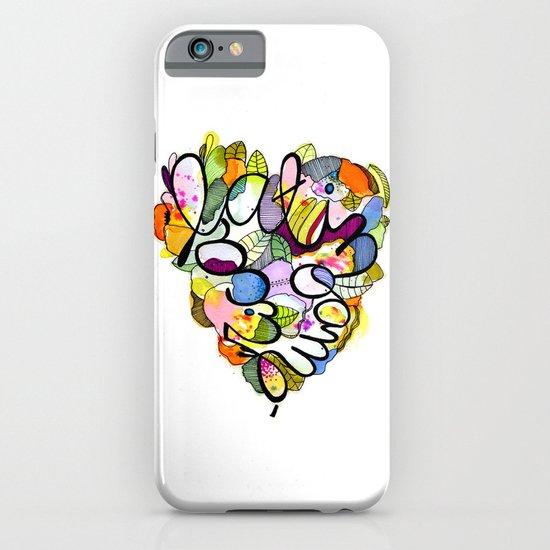 Latinoamérica LOVE iPhone & iPod Case