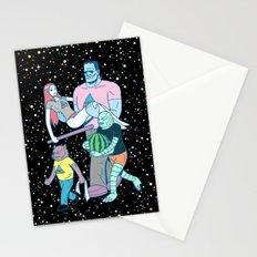 Midnight Parade Stationery Cards