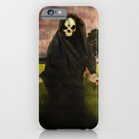 Death loves you iPhone & iPod Case