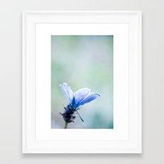 The lightness of being Framed Art Print