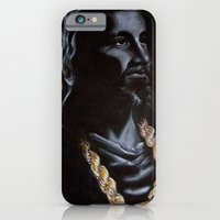iPhone & iPod Case featuring My Jesus Chain by Carl Floyd Medley III