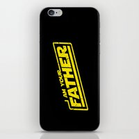 I Am Your Father (yellow… iPhone & iPod Skin