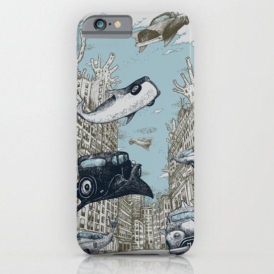 The Streets of Atlantis iPhone & iPod Case