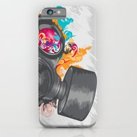 iPhone & iPod Case featuring Not Over Yet by Glen Garay