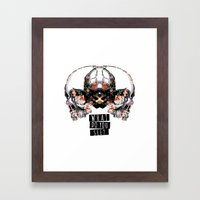 What Do You See? Framed Art Print