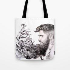 Sailor's Beard Tote Bag